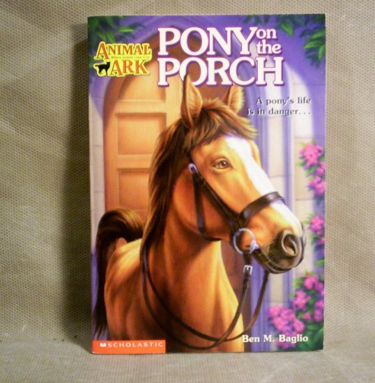 Pony on the Porch, Animal Ark # 2, Ben M. Baglio