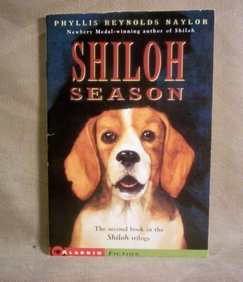 Shiloh Season, Phyllis Reynolds Naylor,