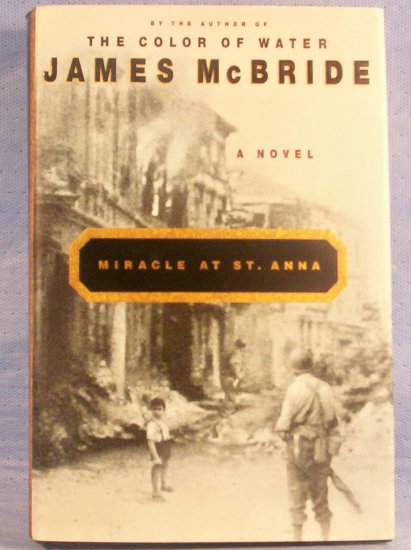 Miracle at St. Anna, James McBride