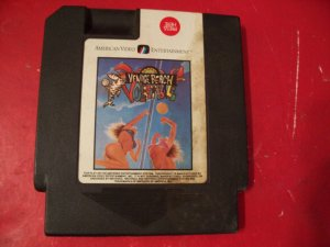 VENICE BEACH VOLLEYBALL (Nintendo) *TESTED* IMPORT