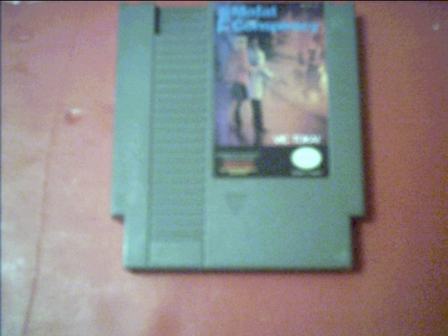 THE MAFAT CONSIPRACY (Nintendo) *TESTED* 8 BIT NES