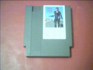 MAD MAX (Nintendo) *TESTED* 8 BIT NES