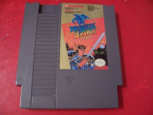 DRAGON SPIRIT FOR (Nintendo) *TESTED* 8 BIT NES