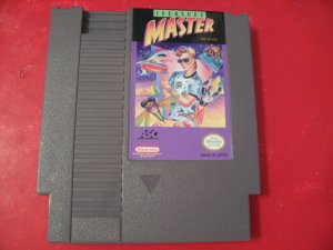 TREASURE MASTER FOR NINTENDO *TESTED* 8 BIT NES