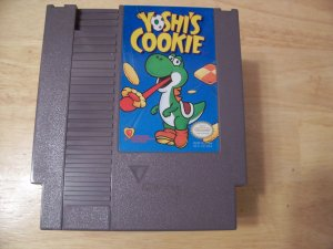 Yoshi's Cookie FOR (Nintendo) 8 BIT NES