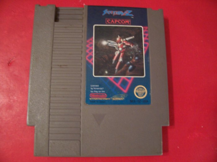 SECTION Z (Nintendo) TESTED 8 BIT NES