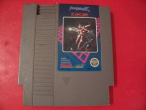 SECTION Z (Nintendo) TESTED 8 BIT NES