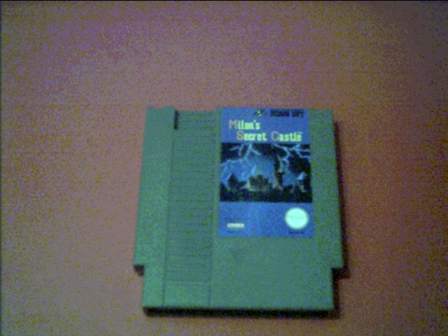 Milon's Secret Castle (Nintendo) TESTED 8 BIT NES