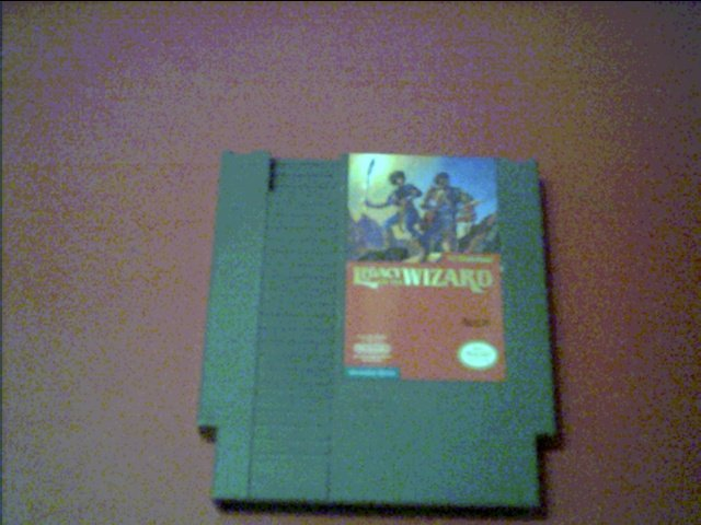 Legacy of the Wizard Nintendo TESTED 8 BIT NES