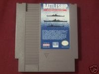 BATTLESHIP BY MINDSCAPE INC Nintendo TESTED 8 BIT NES