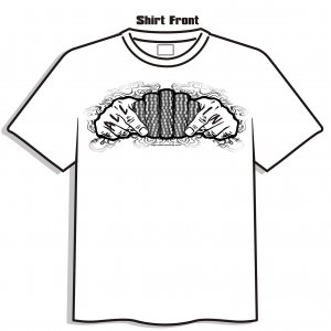 New All-In poker t-shirt