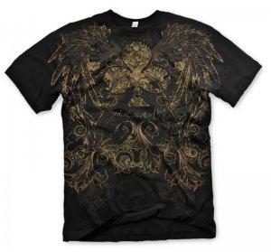 Golden Club Gambling Apparel t-shirt