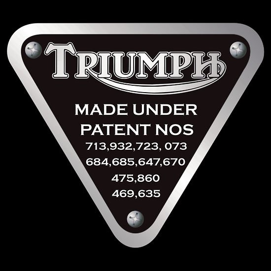 Triumph Motorcycle T Shirt