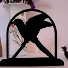 Bird, Screaming Macaw Hand-cut Decorative Wood Silhouettes