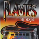 Flames - The Series 60's VW Samba Bus