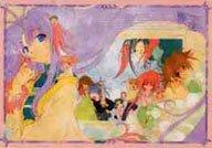 Mamotte Syugogetten Shaolin Tasuke Shichiri Shitajiki Anime Pencil Board Movic 1002