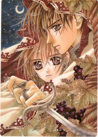 Toraware No Minoue Shitajiki Anime Manga Pencil Board Movic 0102