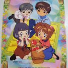Card Captor Sakura Trading Post Card Postcard Shitajiki Pencil Board (11)