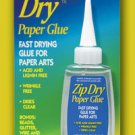 Zip Dry Paper Glue, 2 fl oz