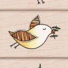 Hero Arts - Artistic Impressions - Holiday Dove