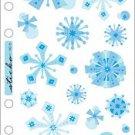 Sticko - Cathy B. Vellum - Snazzy Snowflakes