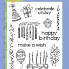 Hero Arts Clear Design - Celebrate All Day