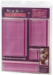 Crafter's Companion - Rock-a-Blocks - Set of 4