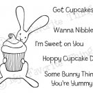 MFT Clear Stamps - Cupcake Flopsey