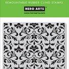 Hero Arts Clings - Antique Brocade