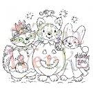 Stampavie - Tina Wenke - Trick or Treat Cat & Mouse