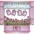 Lockhart Stamp Co - Love Window