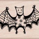 Hero Arts - Doodle Bat