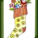 Lockhart Stamp Co - Child's Stocking