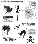 Tim Holtz Collection - Halloween