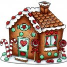 Your Next Stamp - Fhiona's Gingerbread House