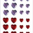 Hero Arts - Sparkle Gems - Hearts