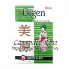 Hoyu Bigen Powder Hair Dye – Brown Black 6g (Pack of 3)