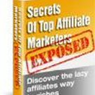 Secrets of Top Affiliate Marketers eBook