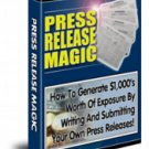 Press Release Magic~eBook~