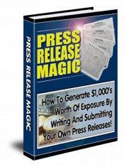 Press Release Magic~eBook~