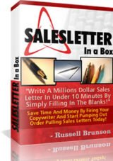 Sales Letter In A Box