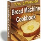 Bread Machine Recipes eBook