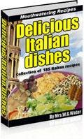 Delicious Italian Dishes eBook