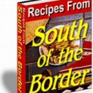 South of The Border eBook