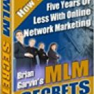 Brian Garvin's MLM Secrets eBook