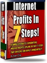 Internet Profit in 7 Steps