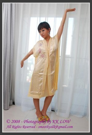 SILK NIGHTIE SLIPS - XZ-20607B (Prices in USD, Free Shipping)