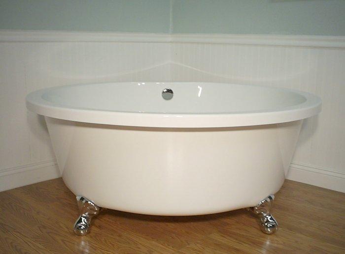 ROUND CLAWFOOT BATHTUB Bathtubs Free Standing