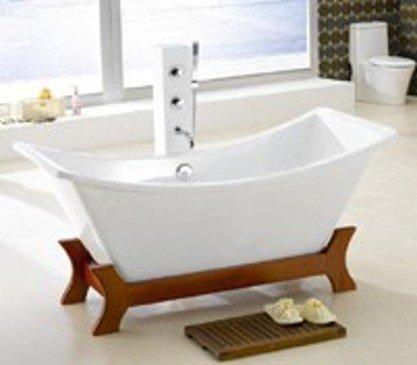 ryukyu asian inspired free standing small bathtub faucet bathtubs large bath tubs. Black Bedroom Furniture Sets. Home Design Ideas