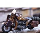 Military Harley Davidson motorcycle - RWB-6010JM (Prices in USD, Free Shipping)